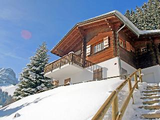 Estavannens Dessous Holiday Home Sleeps 4 - 5030225