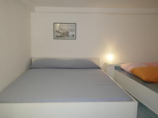 La camera da letto - estate