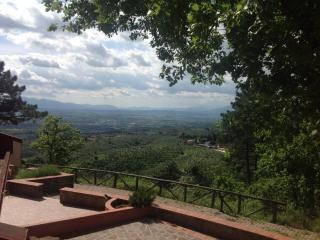 Appartmento in bellissima posizione panoramica, San Baronto