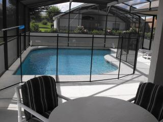 Orange Tree - 4 BR Private Pool Home, Northwest Facing, Clermont
