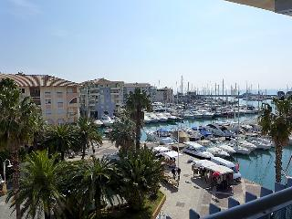 2 bedroom Apartment in Frejus-Plage, Provence-Alpes-Cote d'Azur, France : ref 50