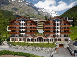 2 bedroom Apartment in Leukerbad, Valais, Switzerland : ref 2241774