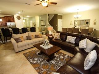 Beautiful 8 Bedroom 5 Bathroom Pool Home with Movie Theater. 1484MVD, Orlando