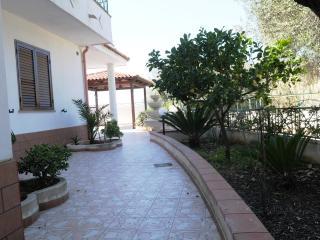 CAPO VATICANO - Appartamento LA ROSA in Villa Claudia