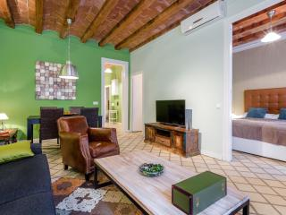 3 Bedroom Green Market Apartment, Barcelona