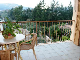 Apartamento espacioso, elegante con vistas montaña, Soller