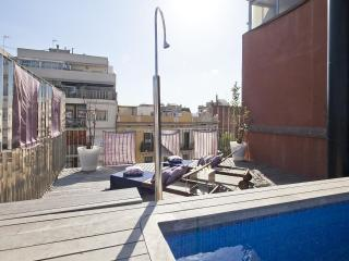 Arc Triomf Tapias Pool II - 3 Bedroom Apartment, Barcelona