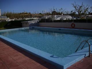 100A Apartamento con piscina y a 80 m de la playa