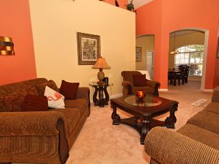 Highlands Reserve - 5 Bedroom Private Pool Home, Game Room, Wooded View, Davenport