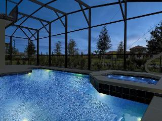 Solterra Resort - 5 Bedroom Private Pool Home with Game Room - EVF 54298, Davenport