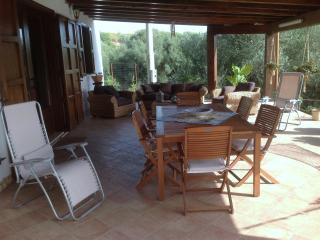 Villa di campagna vicino Menfi e Porto Palo.