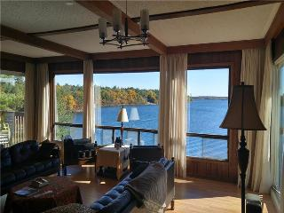 Solklint on Shawanaga Bay Commanding views