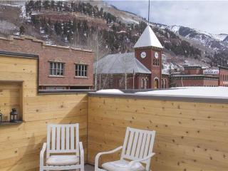 The Meribel Penthouse - 3 Bedroom + Media Room Penthouse, Telluride
