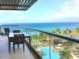 Honua Kai Resort, Hokulani 709 - 2 Bedroom Condo, Wraparound Lanai and BBQ!, Ka'anapali