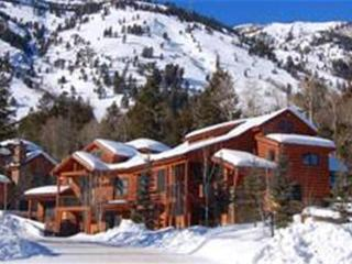 Moose Creek  - 3BR Townhome + Private Hot Tub #14 - LLH 63338, Teton Village