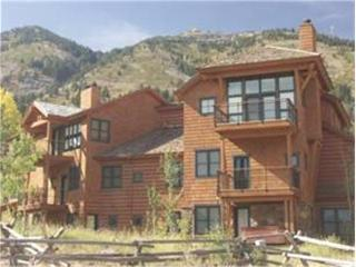 Moose Creek  - 3BR Townhome + Private Hot Tub #11 - LLH 63343, Teton Village
