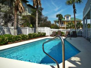 8 Bdr - Private Pool - Gulfview - 25 yards to the beach access