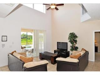 Beautiful 6 Bedroom Pool Home In Gated Resort Near Disney. 246VD, Kissimmee