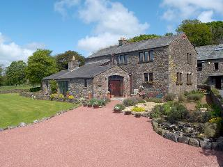 Canny Brow Barn, The Garden Rooms for up to 8 people, fabulous views
