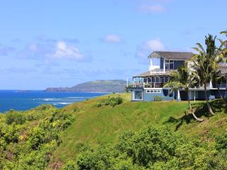 Best Coastline view in Kauai!, Princeville
