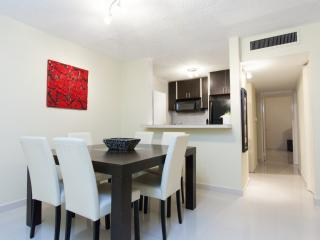Modern 2 Bedroom Apartment in Isla Verde with a View, San Juan