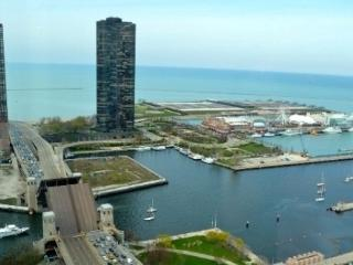 52nd Floor 2 BR Chicago Waterfront Condo