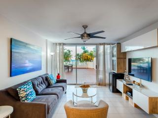 Spacious 2 Bedroom Apartment with Terrace in Isla Verde, San Juan