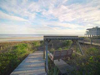 Folly Beach 2BR/2BA Oceanfront Home-Sleeps 6