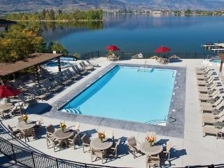 Osoyoos Walnut Beach 2 Bedroom Lakeview Condo