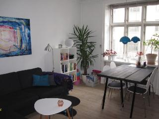Copenhagen apartment close to Fuglebakken station, Copenhague