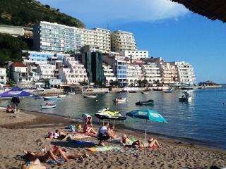 Top Sea View Apartment in Rafailovici, Montenegro