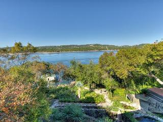 Eagles View Lookout on Lake Travis with Private Boat Dock and Swimming Area
