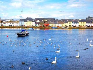 Quiet townhouse in Galway City's Latin Quarter