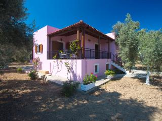 Villa Athina,holidays in Cretan nature!