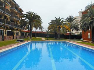 108A Planta baja con terraza y piscina comunitaria, Cambrils