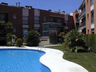 105C Apartamento con Wifi y piscina comunitaria, Cambrils