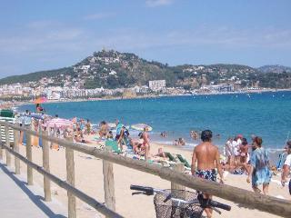 estudio junto al mar a 50 m de la playa
