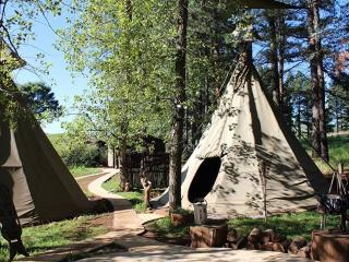 Little Wing Teepee Camp, Underberg