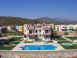 Fethiye CalIs  3+1 Luxury Holiday Apartment