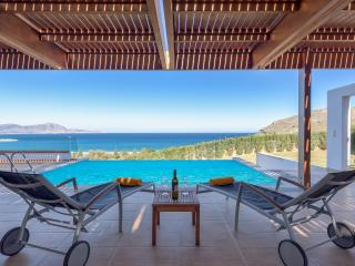 Luxury Villa Efippos with pool
