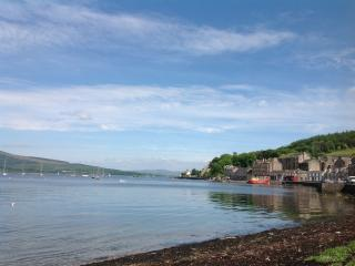 Top Floor Flat Fantastic Sea View, Port Bannatyne