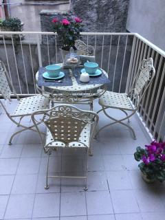 terrazza/patio monolocale Gardenia