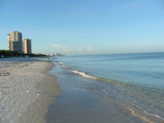 Naples - Gulf of Mexico, 1 mile to Vanderbuilt Beach!