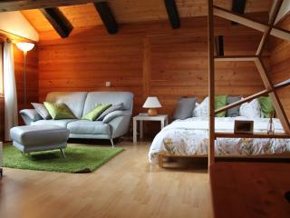 Chalet Lodge Randa bei Zermatt