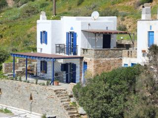 Cycladic house with fantastic sea views