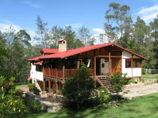 Cabaña Los Santos, Villa de Leyva