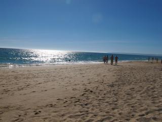 Precioso Ático con vistas muy bonitas a pie de playa - Atlanterra - Wifi - 7 pax