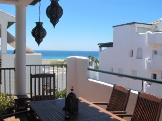 Precioso Atico con vistas muy bonitas a pie de playa - Atlanterra - Wifi - 7 pax
