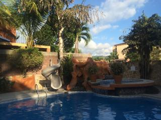 Gorgeous 3 Bed. Villa with Beachfront Pool,  Jaco Beach, Costa Rica