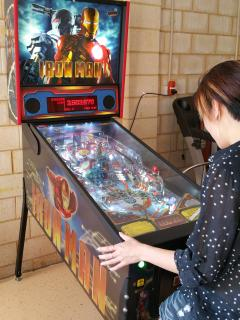 Iron Man Pinball machine - all for FREE!